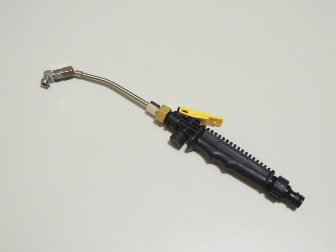 FUSOエアコン洗浄機JET-01用 15度扇型噴射エアコン洗浄ガン画像