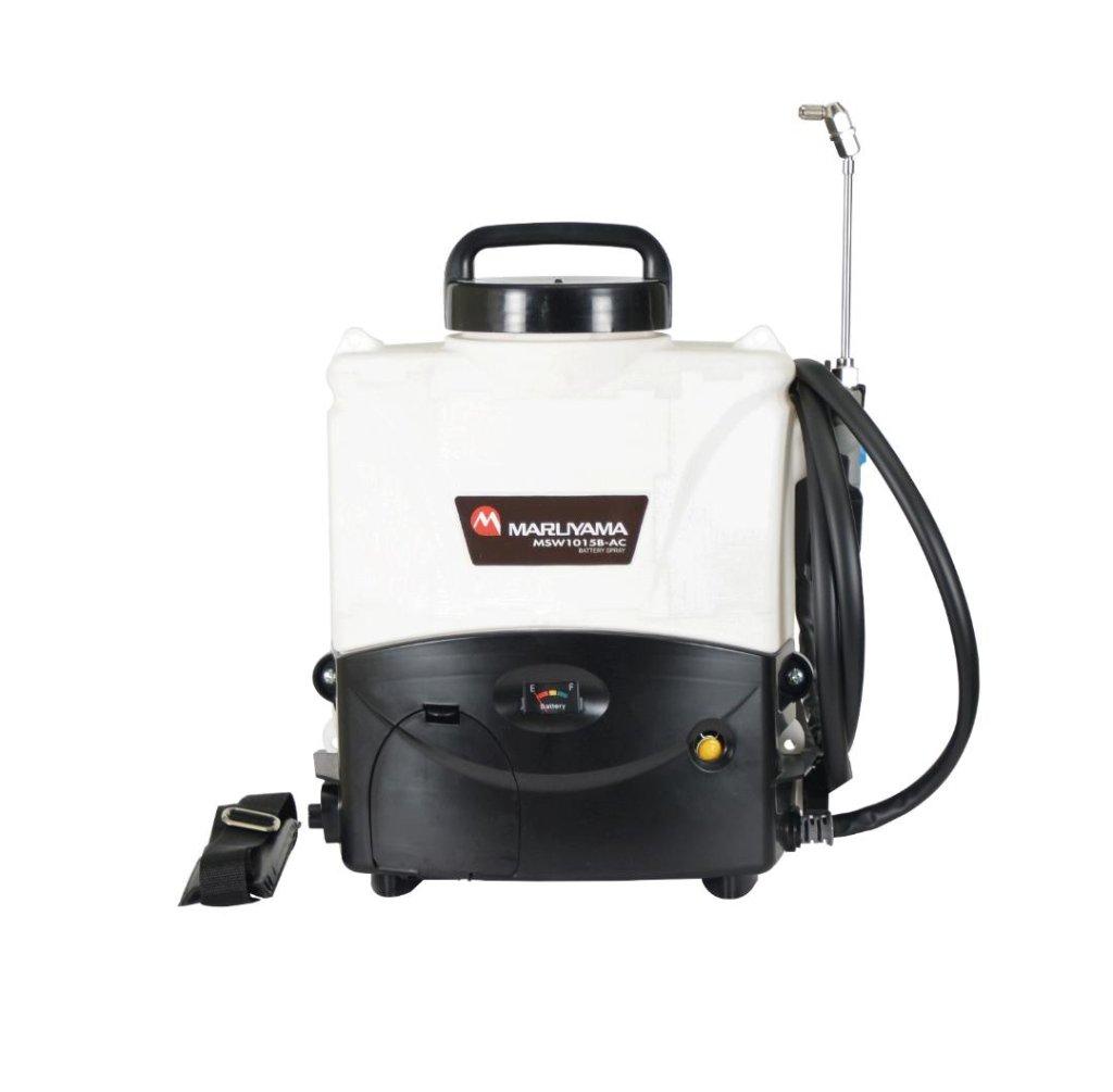 【イチネンタスコ】コードレスエアコン洗浄機 TA351BA(丸山製作所MSW1015B-AC)の画像