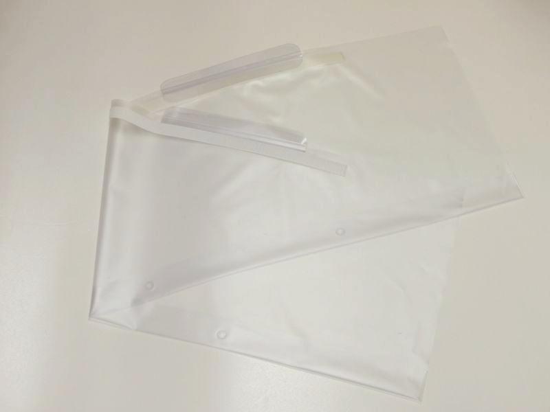 壁掛けエアコン洗浄ドリップビブ (垂れ染み保護シート)画像