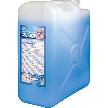 『10+1缶』まとめ買い!ユーホーニイタカ フィン風神α(アルファ)20Kg ~進化したアルミフィン洗浄剤~の画像