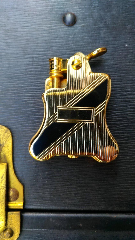 RONSON  バンジョー ゴールドエンジン・ラッカー画像