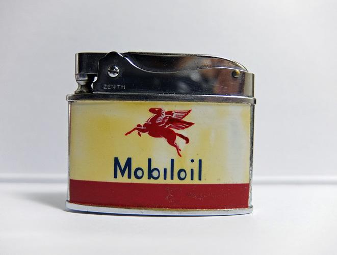ライター モービル オイル画像