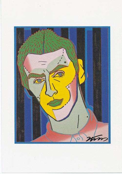 ポストカード Paul Weller画像