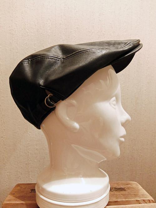 Fake Leather Hunting / Black画像