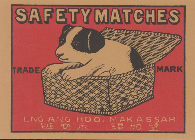 籠の犬 画像