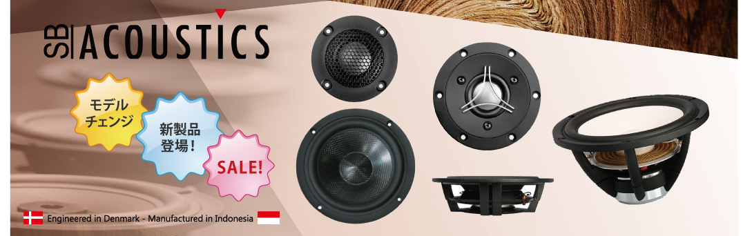 SB Acoustics