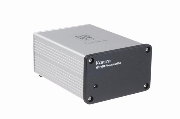 Firestone Audio 「Korora-BK(コロラ-BK)」 イコライザーアンプの画像