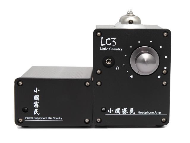 Firestone Audio LC(リトルカントリー) 3 真空管ヘッドフォン・プリアンプの画像