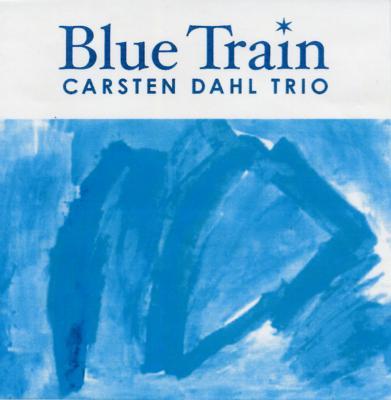 BLUE TRAIN (ブルートレイン) / Carsten Dahl (カーステン・ダール)【LP】の画像