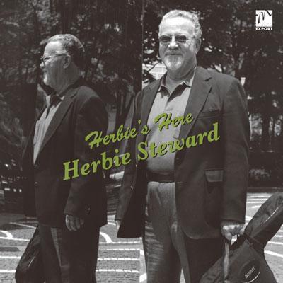 HERBIE STEWARD(ハービー・スチュアード) / HARBIE'S HERE【LP】の画像