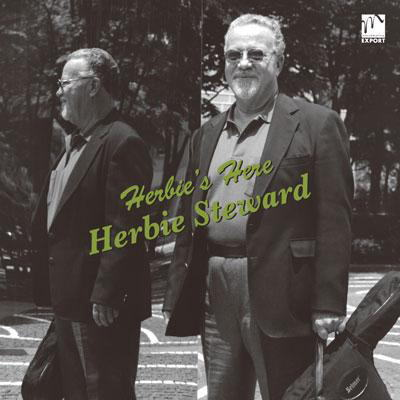 HERBIE STEWARD(ハービー・スチュアード) / HARBIE'S HERE【LP】画像