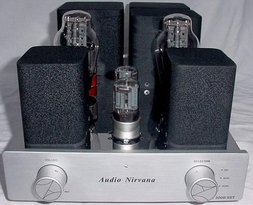 [AN300] Audio Nirvana 300B シングルアンプの画像
