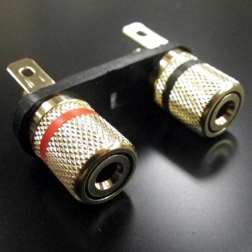 BSN バインディングポストプレート付 「2個セット」の画像