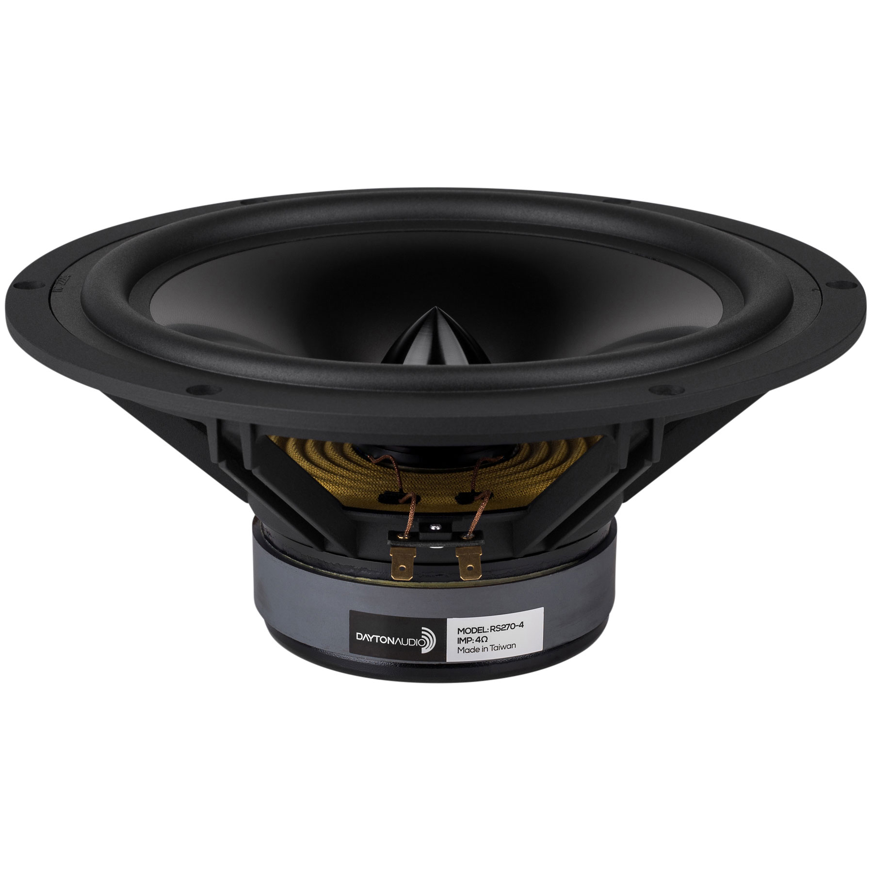 Dayton Audio RS270-4 画像