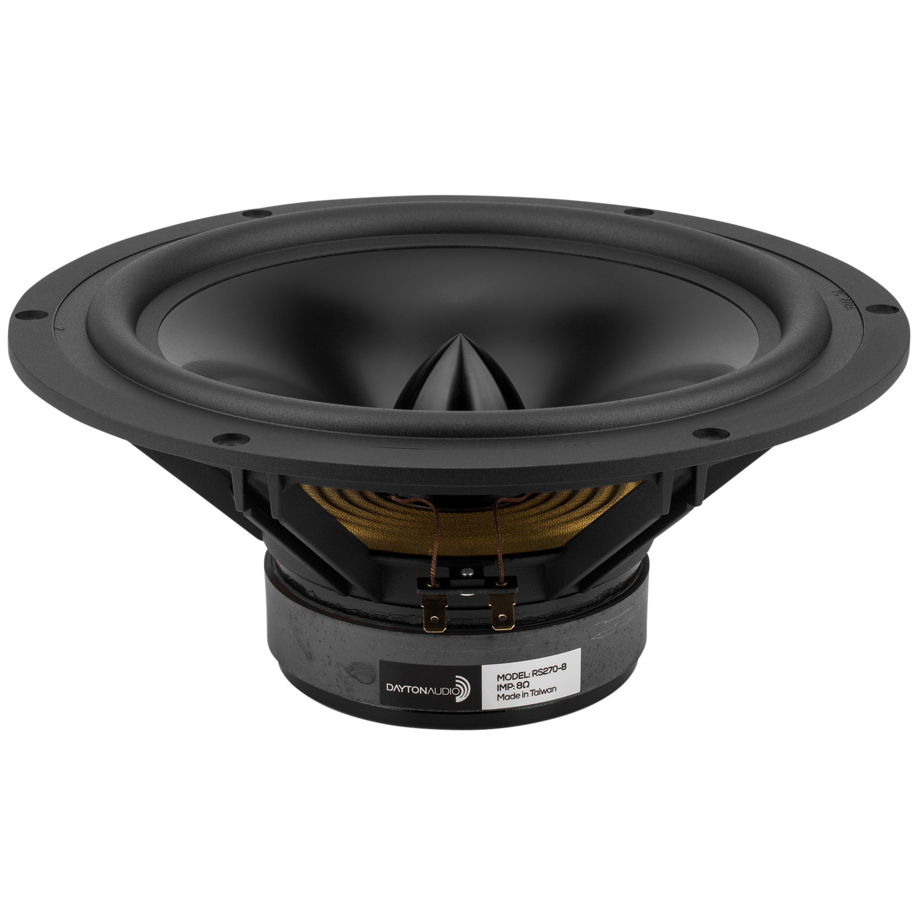 Dayton Audio RS270-8 画像