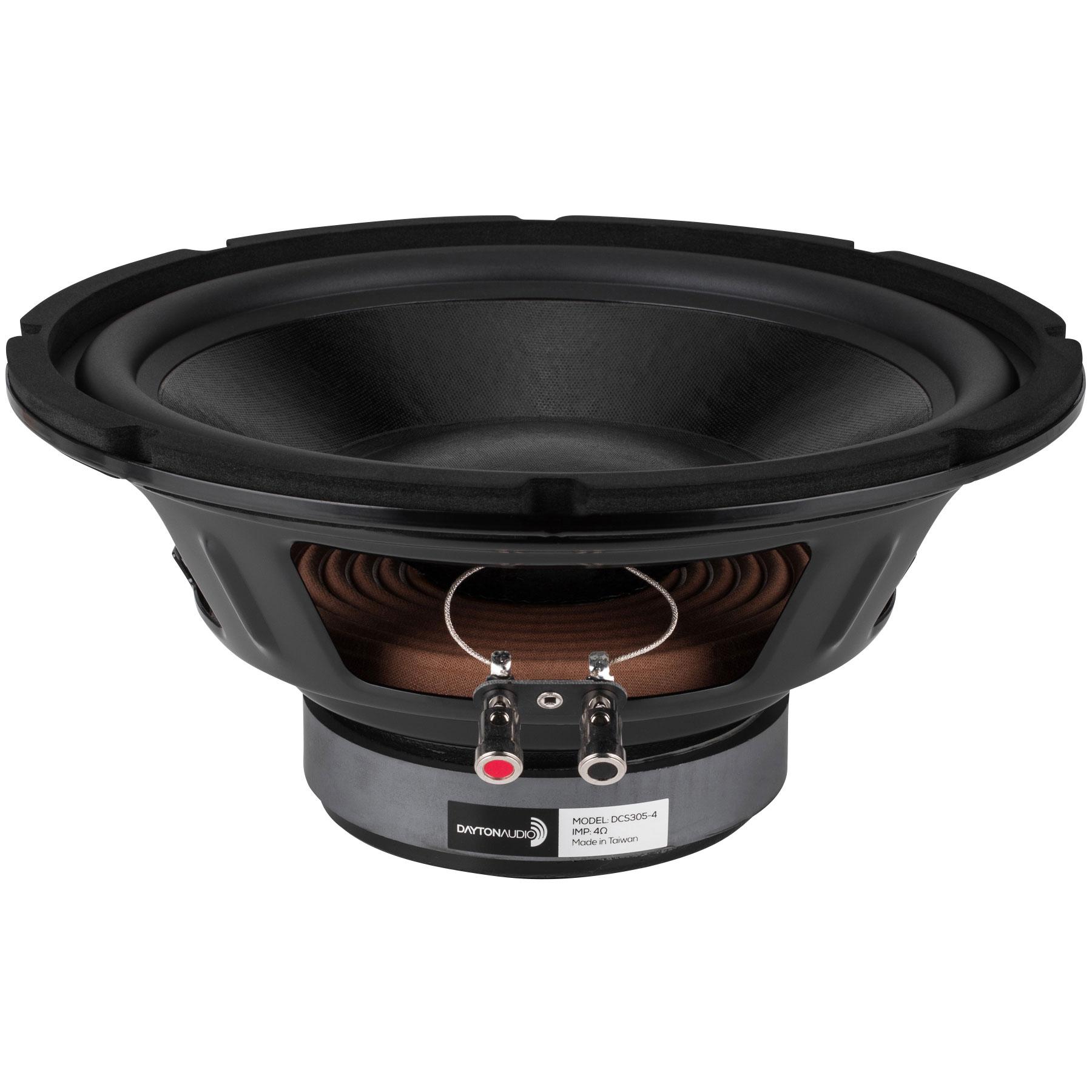 Dayton Audio DCS305-4画像