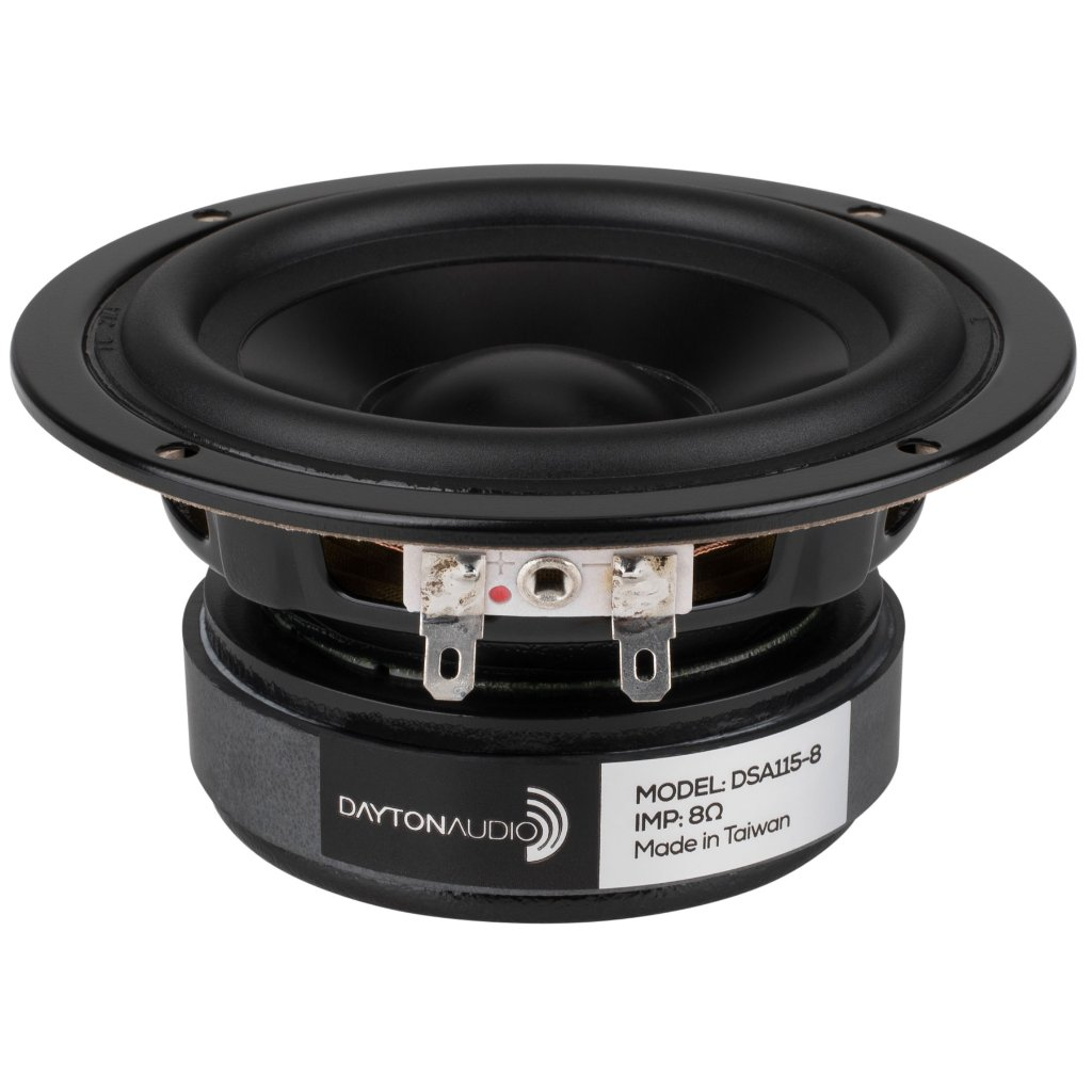 Dayton Audio DSA115-8の画像