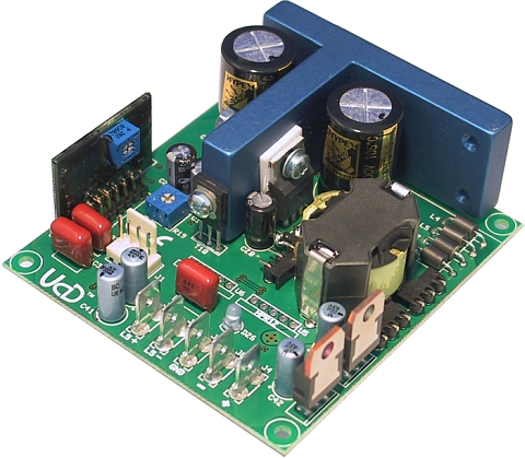 Hypex デジタルアンプ UcD400HGの画像