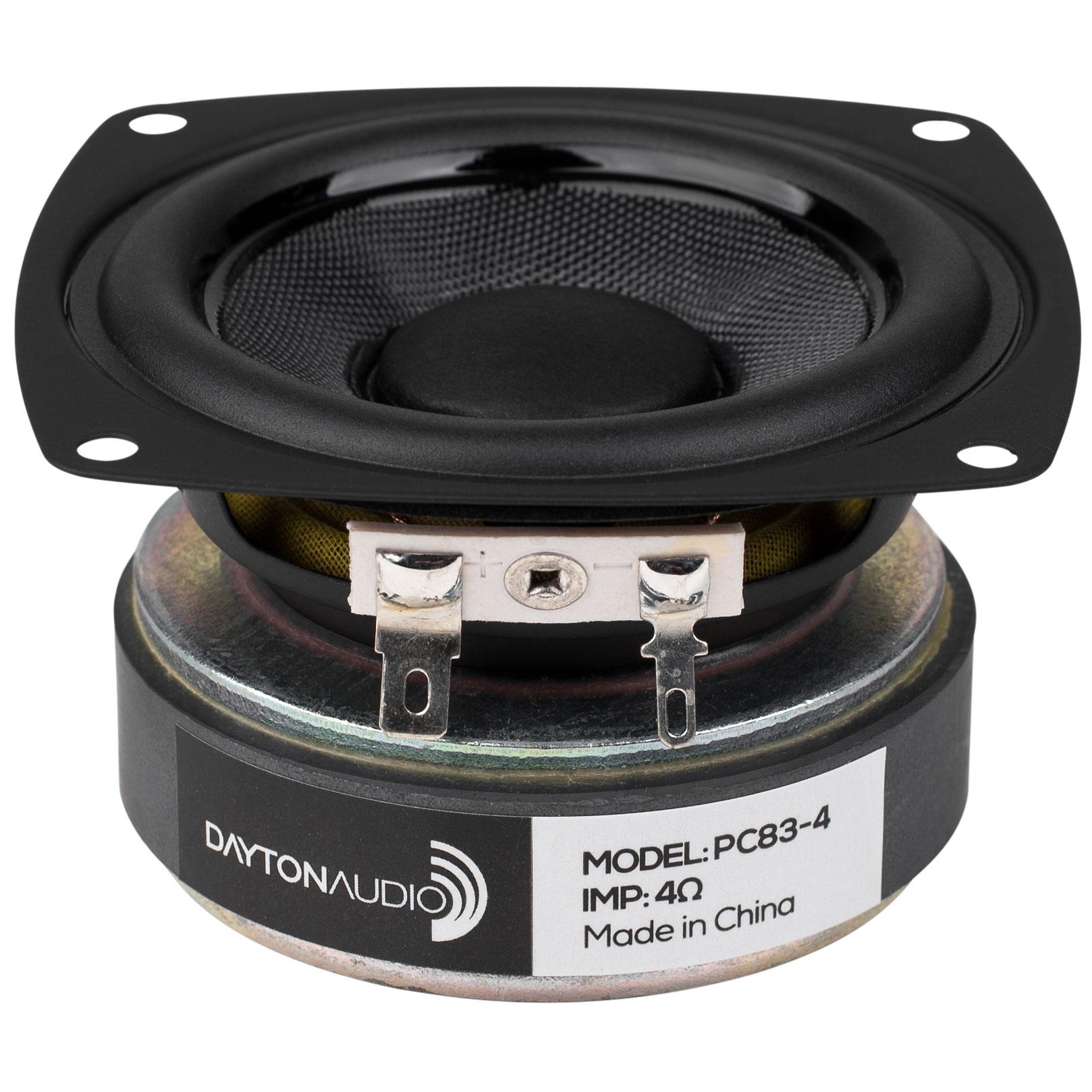Dayton Audio PC83-4画像