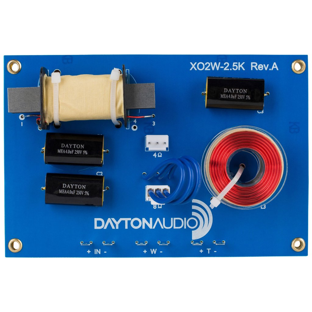 Dayton Audio XO2W-2.5Kの画像