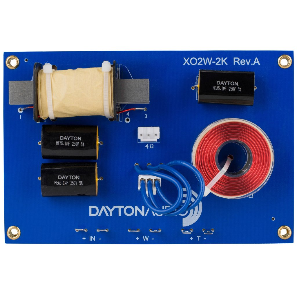 Dayton Audio XO2W-2Kの画像