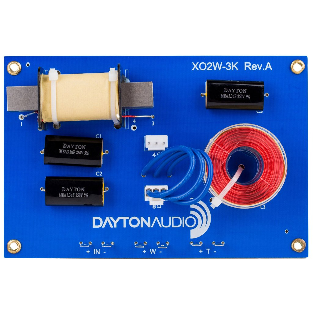 Dayton Audio XO2W-3Kの画像