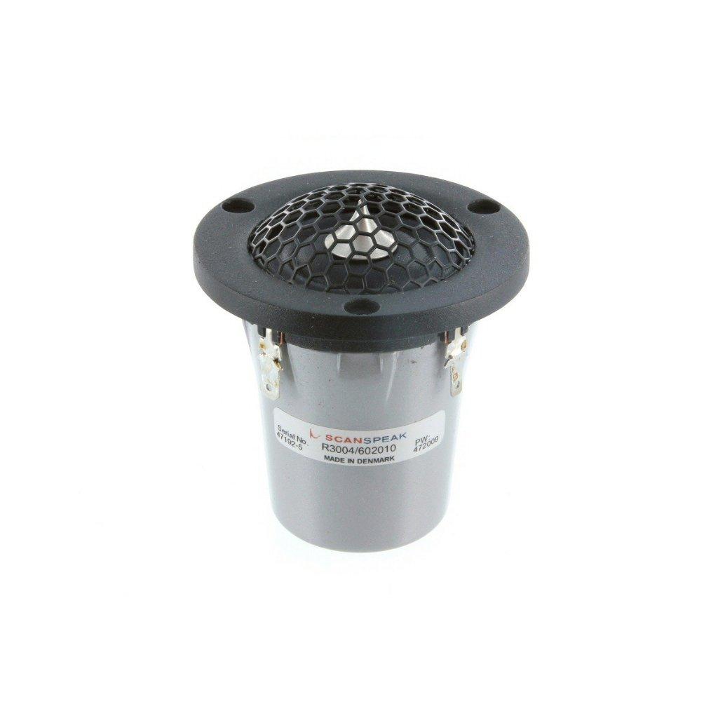 Scan-Speak Illuminator R3004/602010  1インチ  スモール・リングラジエーター チャンバー付「4Ω」(ペア)の画像