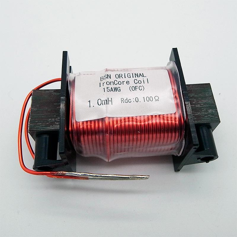 BSN オリジナル IronCore コイル (15AWG) 1.0mHの画像