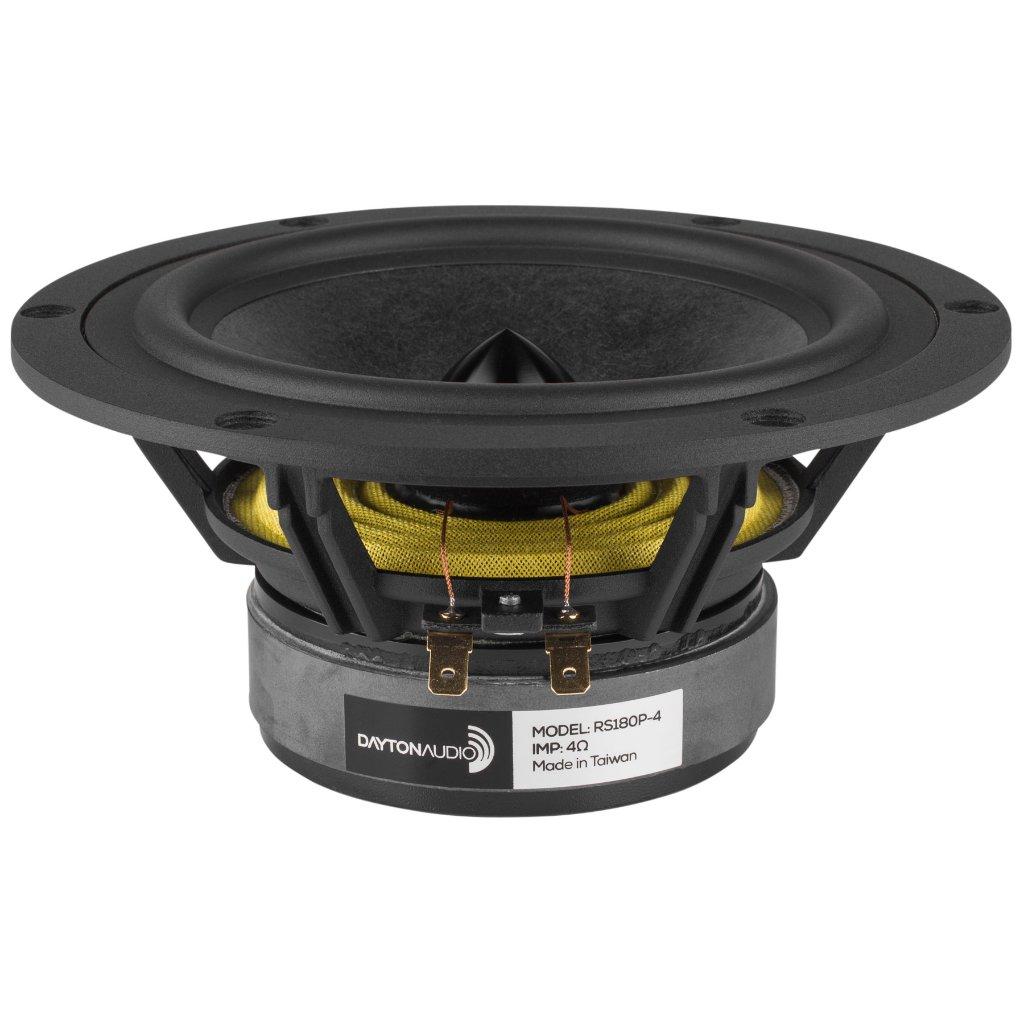 Dayton Audio RS180P-4の画像