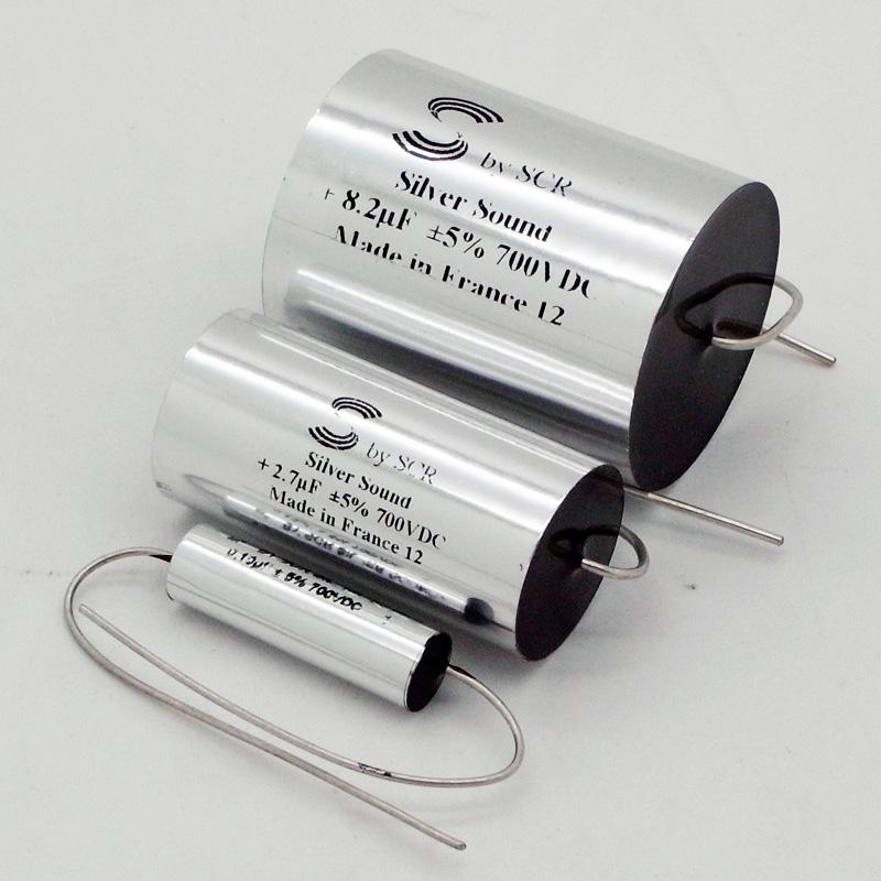 [AGM150] Solen Silver CAP(700V) 1.5μFの画像