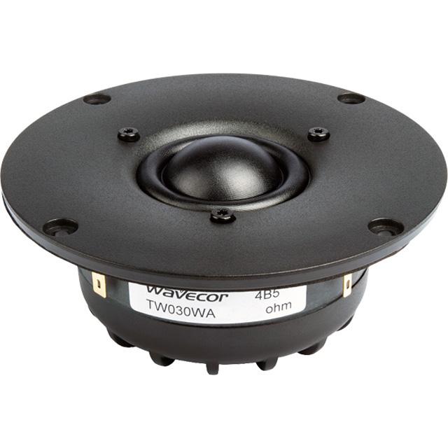 Wavecor TW030WA06 シルクドーム ツィーター(バックチャンバー)「4Ω」 [ペア]の画像