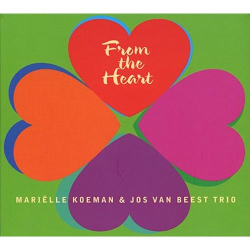 FROM THE HEART マリエル・コーマン&ヨス・ヴァン・ビースト・トリオの画像