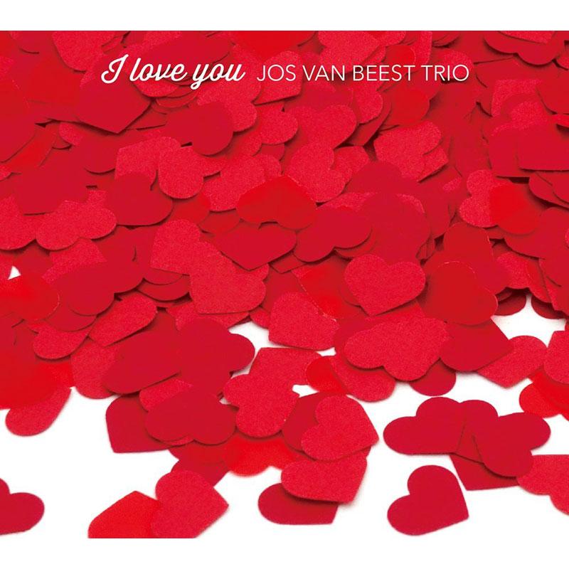 I LOVE YOU  ヨス・ヴァン・ビースト・トリオ画像