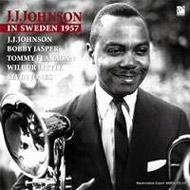 J.J.Johnson(ジェージェー・ジョンソン) In Sweden 1957 (MONO)【CD】画像