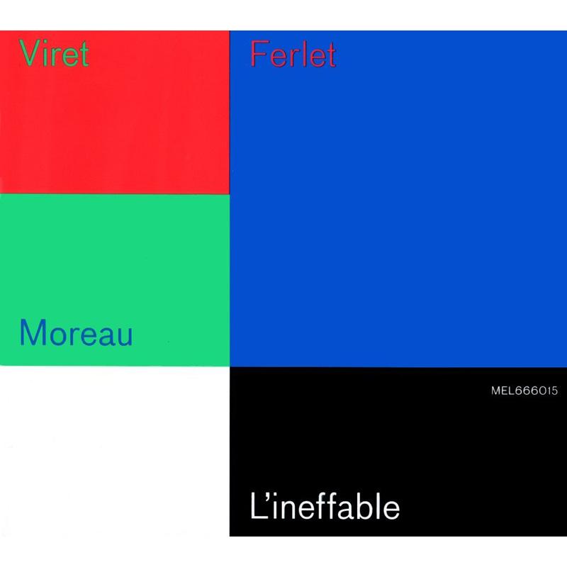 L'INEFFABLE  ジャン=フィリップ・ヴィレ・トリオの画像