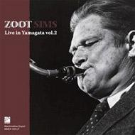 Zoot Sims(ズート・シムズ) / Live In Yamagata(ライブ イン 山形) Vol.2(STEREO)【CD】の画像
