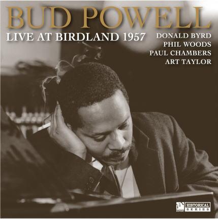 バド・パウエル/ライヴ・アット・バードランド1957【CD】の画像