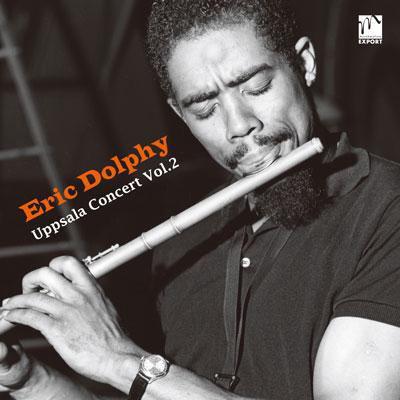 Eric Dolphy / Uppsala Concert Vol.2 -LP画像
