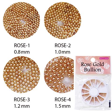 ローズゴールド ブリオン(ROSE-0)画像
