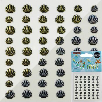 【全2色】スリーディーネイル(SHELL-x)の画像