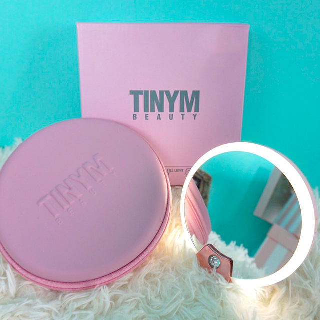 TinyM ミラーつきライト(TM-2)画像