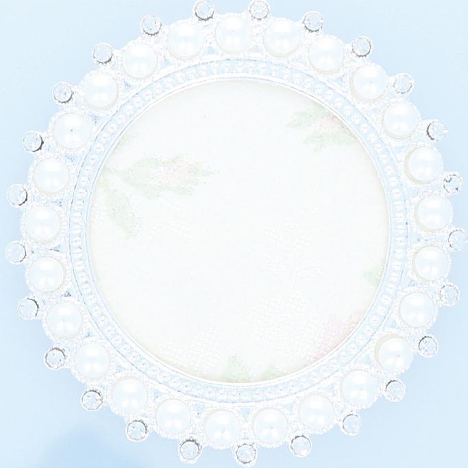 394フレーム/ラウンドホワイトM(FRAME-13)の画像