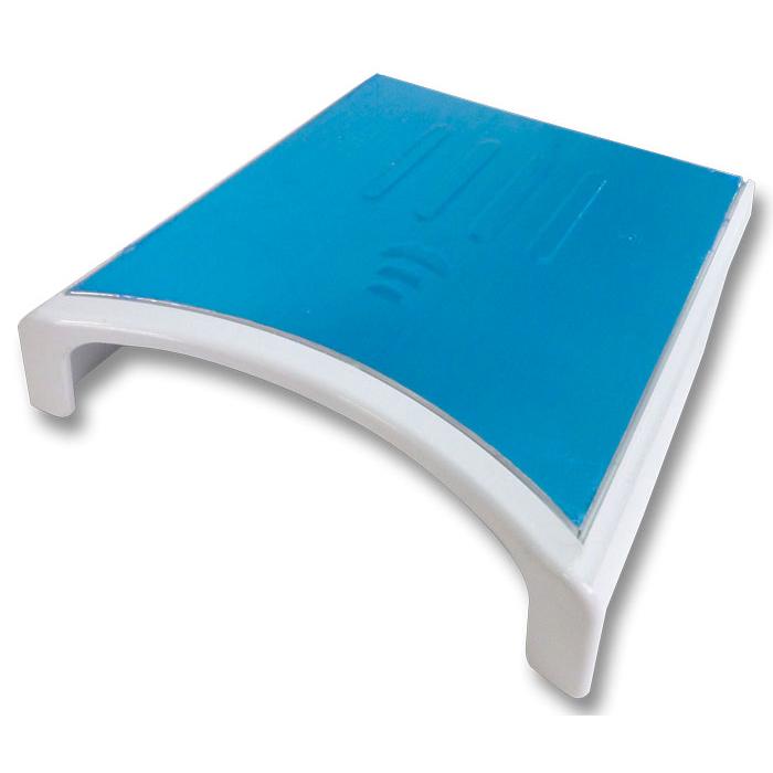 36W フラットトップ UV ランプ用反射板ーホワイト(36FT-1WH)の画像