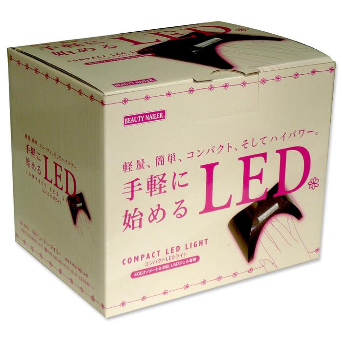 コンパクトLEDライト(LED-6B)の画像