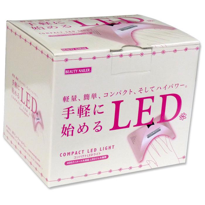 コンパクトLEDライト(LED-6P)の画像