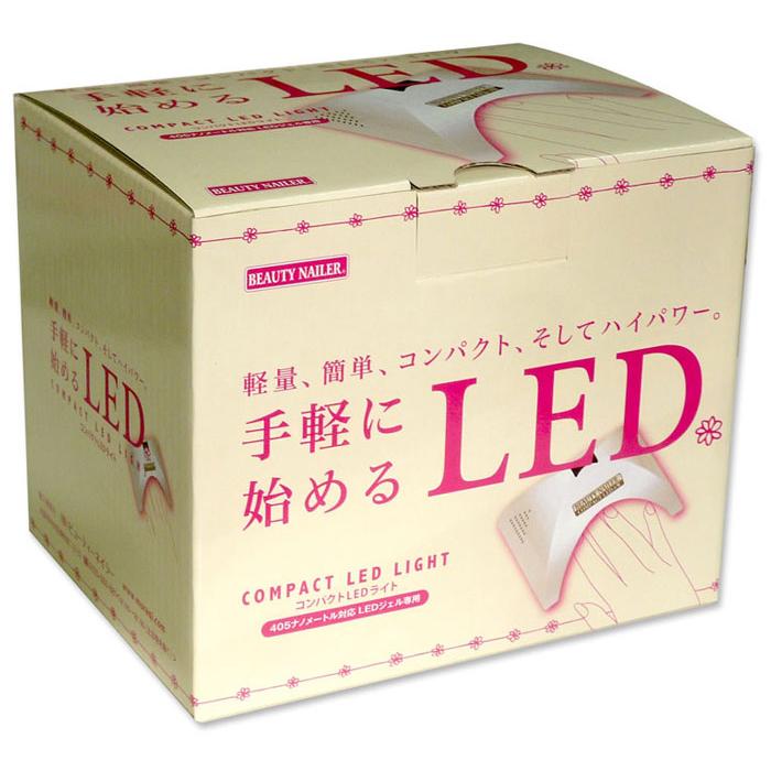 コンパクトLEDライト(LED-6W)の画像