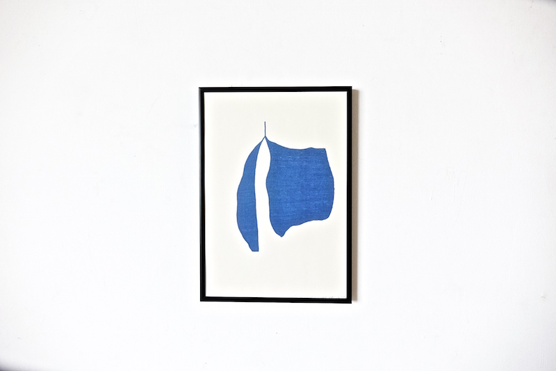 Blat print #2 by Leise D Abrahamsenの画像