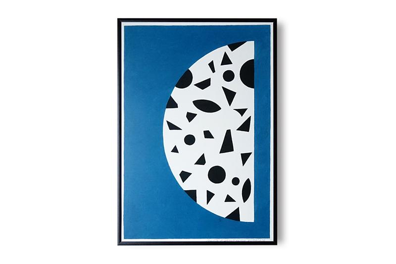 Blat print by Leise D Abrahamsenの画像