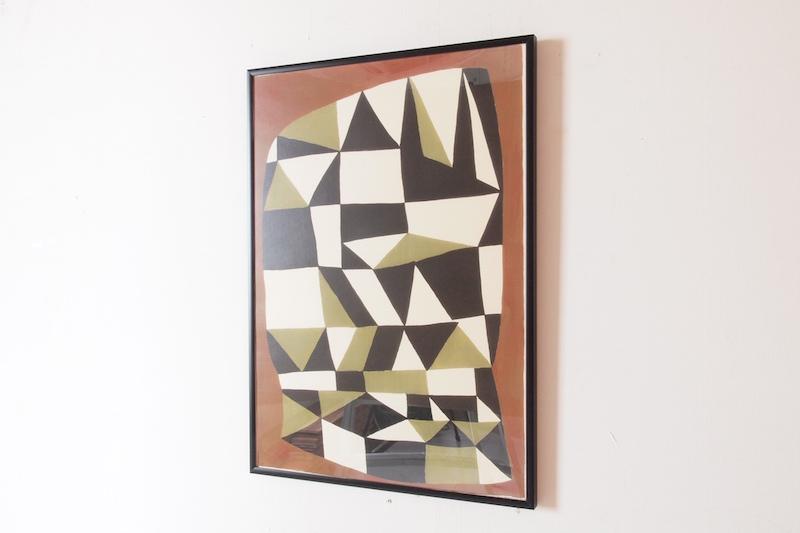 Brunt Print by Leise D Abrahamsenの画像