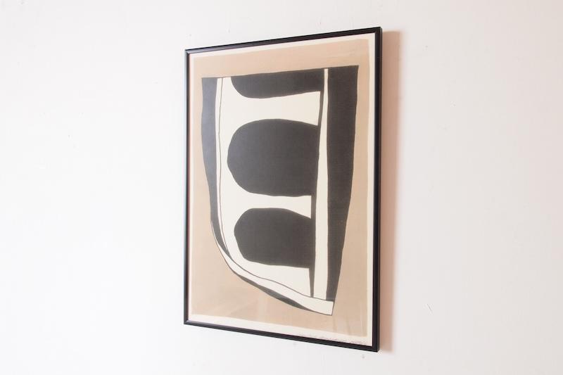 Brunt Print #2 by Leise D Abrahamsenの画像